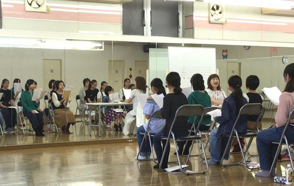 ワークショップ 「表現力 実践講座!」が開催されました