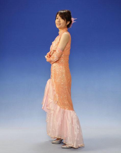 21新道明里ドレス